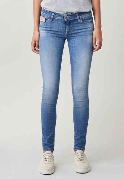 Salsa 7/8-Jeans »Wonder« Push Up Skinny- mit bestickter Tasche