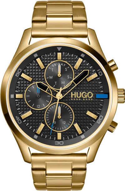 HUGO Multifunktionsuhr »#CHASE, 1530164«