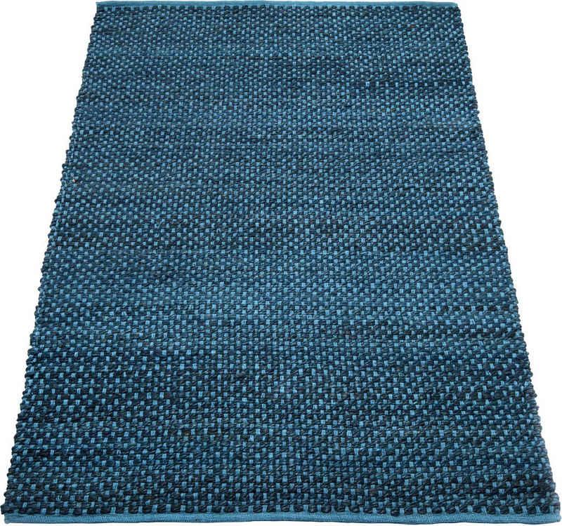 Teppich »Justin«, Home affaire, rechteckig, Höhe 10 mm