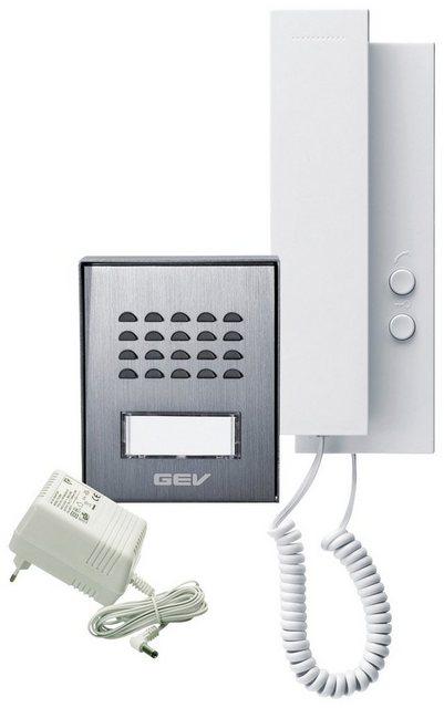 Gegensprechanlage »CAC 88306«, für 1-Familienhaus