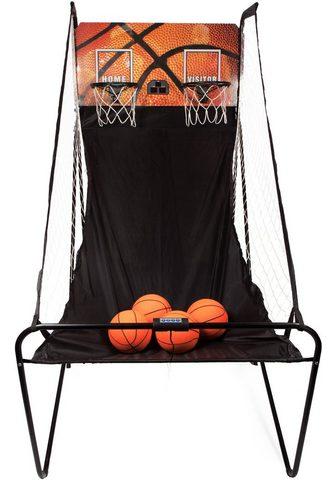 SportPlus Basketballkorb »SP-BS-100« (inkl. 4 kl...