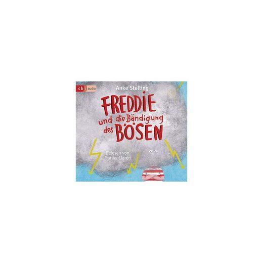cbj + cbt Verlag Freddie und die Bändigung des Bösen, 4 Audio-CD