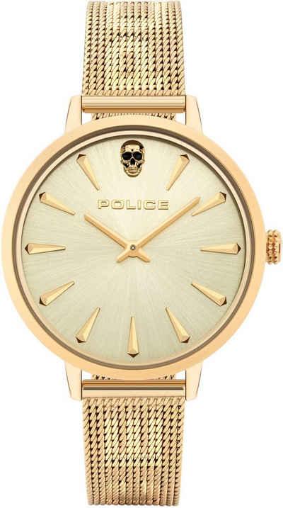 Police Quarzuhr »MIONA, PL16035MSG.22MM«