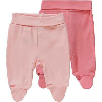 Boley Where the action is!® Jogginghose »Baby Jogginghose Doppelpack für Mädchen«