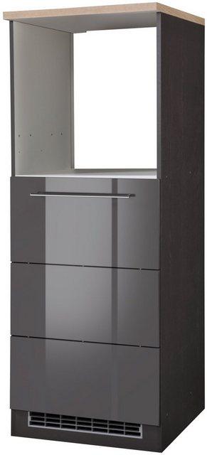 Held Möbel Kombinierter Backofen-Kühlumbauschrank , Höhe 165 cm