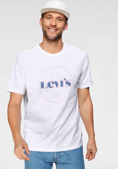 Levi's® Print-Shirt mit coolem Druck