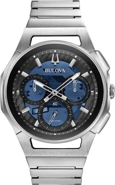 Bulova Chronograph »Curv, 96A205«