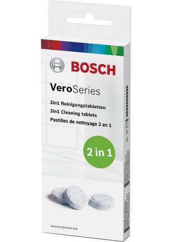 BOSCH »TCZ8001A« Reinigungstabletten (für Ka...