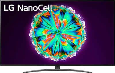 LG 55NANO917NA LED-Fernseher (139 cm/55 Zoll, 4K Ultra HD, Smart-TV, NanoCell, 100 Hz Panel, Slim Direct LED Backlight mit Full Array Dimming)