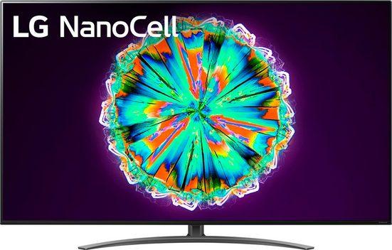 LG 55NANO917NA LED-Fernseher (139 cm/55 Zoll, 4K Ultra HD, Smart-TV, NanoCell)