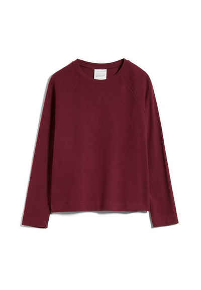 Armedangels Sweatshirt »AANOUK Damen Sweatshirt aus Bio-Baumwolle« (1-tlg)