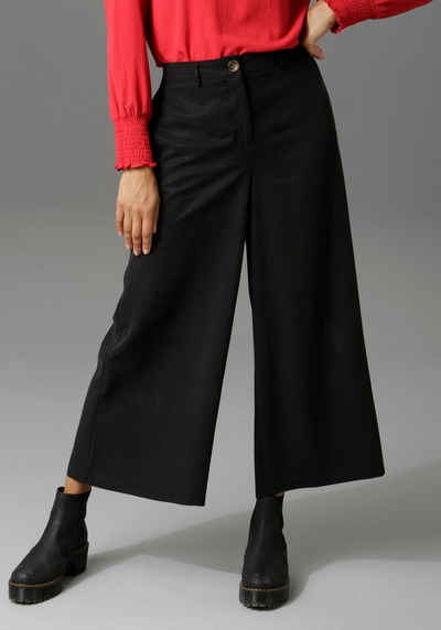 Aniston CASUAL Culotte mit extra weiten Beinen