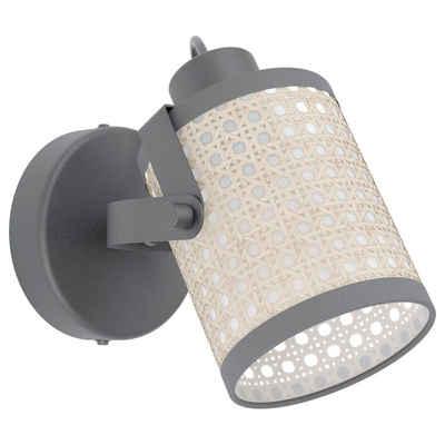 click-licht Deckenstrahler »Wand- und Deckenleuchte Ruscomb in Schwarz und«, Deckenstrahler, Deckenspot, Aufbaustrahler