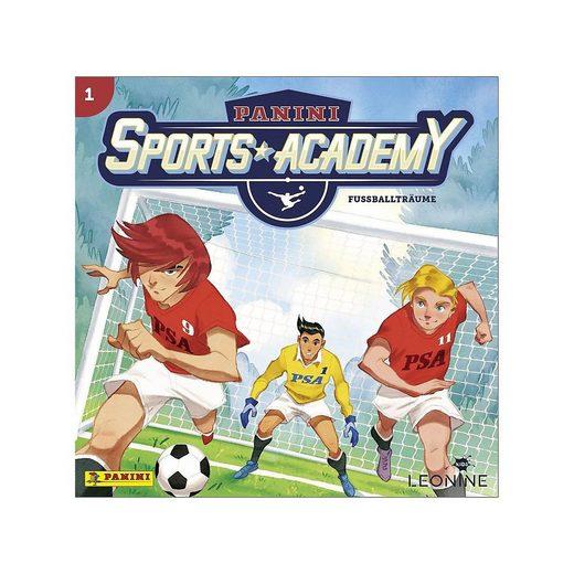 Universum Hörspiel »CD Panini Sports Academy (Fußball) 1«