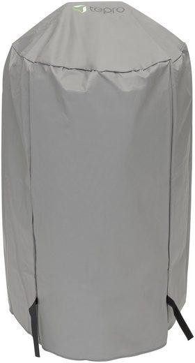 Tepro Grill-Schutzhülle, BxLxH: 57x57x85 cm, für Kugelgrill klein