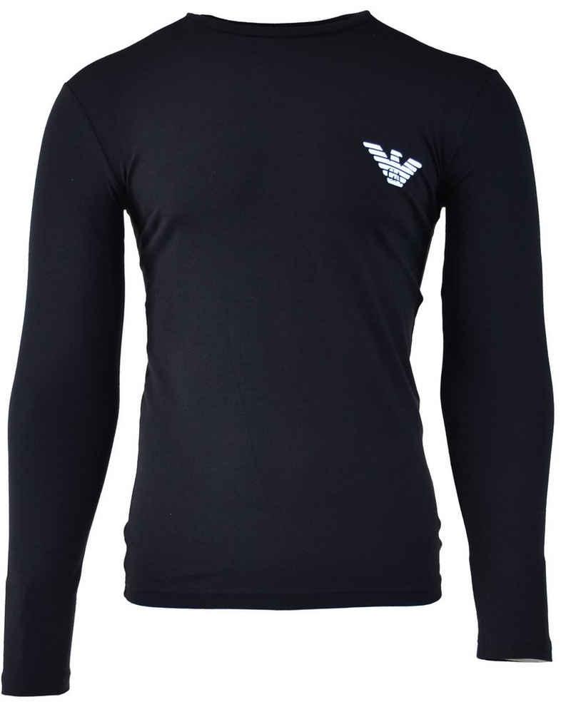 Emporio Armani Langarmshirt »Langarmshirt« (1-tlg)