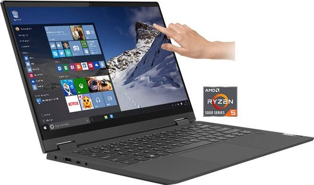 Lenovo IdeaPad Flex 5 14ALC05 Notebook 35,56 cm 14 Zoll, AMD Ryzen 5, 512 GB SSD
