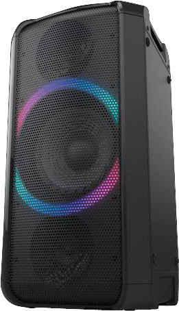 Panasonic SC-TMAX5 Stereo Party-Lautsprecher (150 W, Bluetooth, Wireless Charging, Lichteffekte, Powerbank-Funktion)