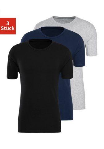 Bench. Marškinėliai (3er-Pack) super tinka zu...