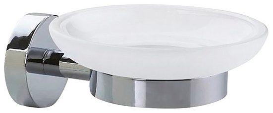 Nie wieder bohren Seifenhalter »Pro 020«, Breite: 9,2 cm, 2-St., rund