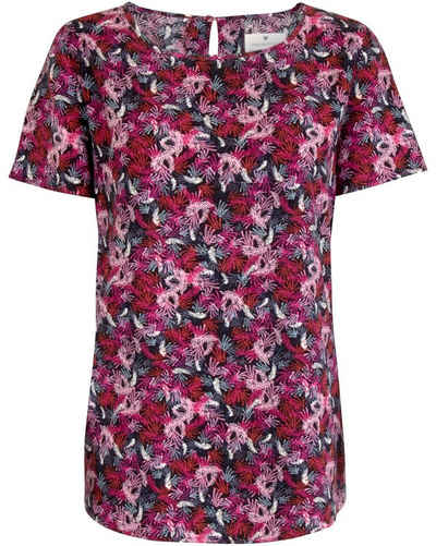 Lieblingsstück Shirtbluse »Halbarm-Bluse EliceL«
