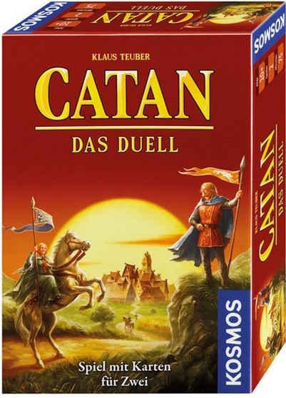 Kosmos Spiel, Strategiespiel »Catan - Das Duell«, Made in Germany