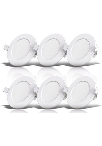 B.K.Licht LED Einbauleuchte LED Einbaustrahler B...
