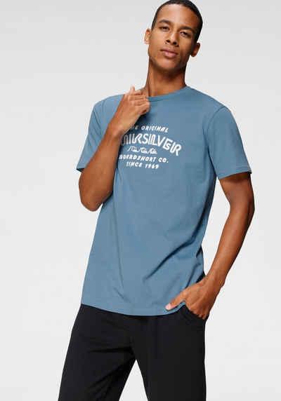 Quiksilver T-Shirt »BLUE HEAVEN WIDER MILE«