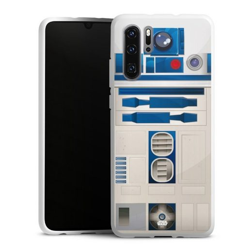 DeinDesign Handyhülle »R2D2 Closeup - Star Wars« Huawei P30 Pro New Edition, Hülle Star Wars r2d2 Fanartikel