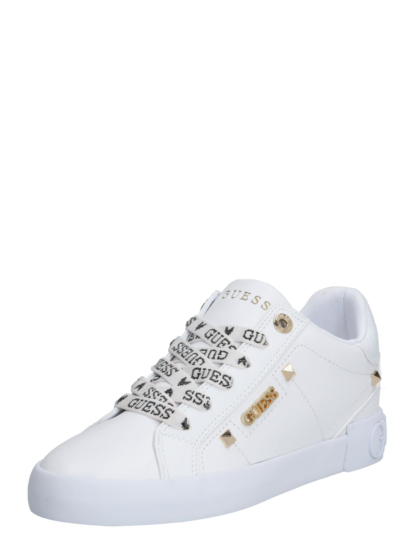 Guess »PUXLY« Sneaker, Verstärkte Ferse online kaufen | OTTO