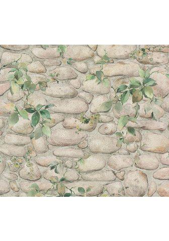 living walls Papiertapete »Il Decoro« Steinoptik Na...