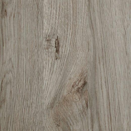 Bodenmeister Laminat »Schiffsboden Eiche hell-grau«, Packung, Stärke: 7mm, ohne Fuge