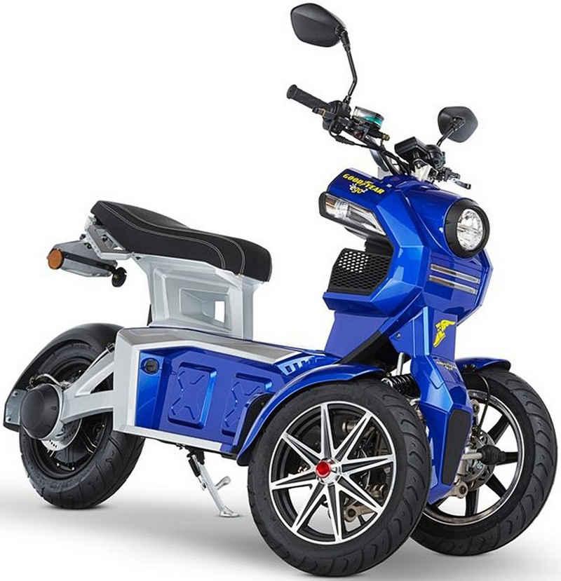 Doohan Elektromobil »eGo2«, 45 km/h