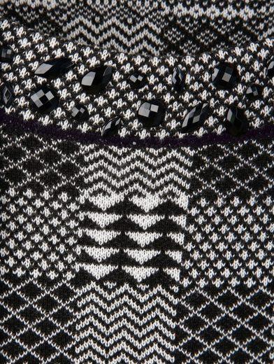 Mona Pullover mit Ziersteinen