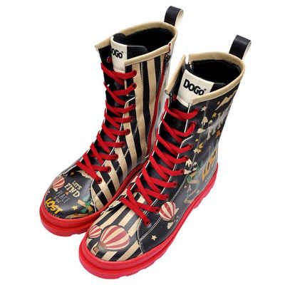 DOGO »Let's Find a Place to Get Lost« Winterboots Vegan