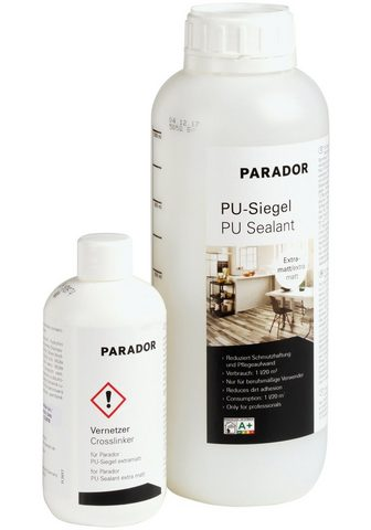 PARADOR »PU-Siegel extramatt« Bodenpflegemitte...