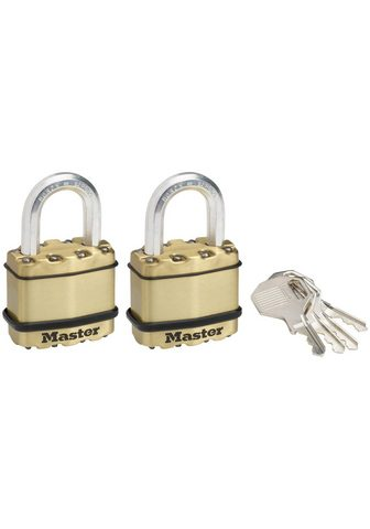 Master Lock Vorhängeschloss »Excell« Sicherheitskl...
