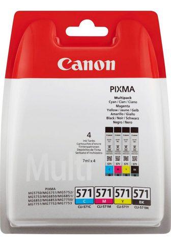 Canon » CLI-571 Tintenpatronen Multipack« Ti...