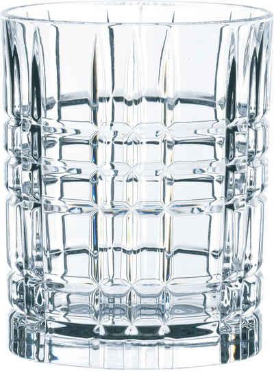 Nachtmann Whiskyglas »Highland«, Kristallglas, 345 ml, 6-teilig