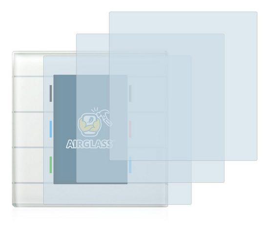 BROTECT Schutzfolie »Panzerglasfolie für MDT Glastaster II«, (3 Stück), Schutzglas Glasfolie klar