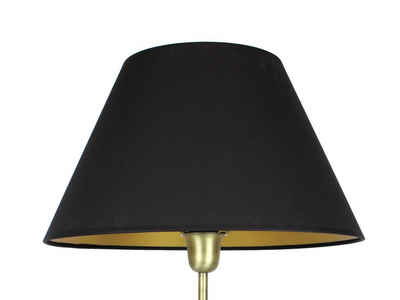 Signature Home Collection Lampenschirm, Handgefertigter Lampenschirm in Stoff
