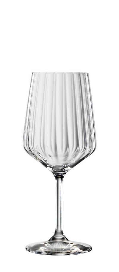 SPIEGELAU Weinglas »Spiegelau Liefstyle Rotwein 4er Set«, Glas