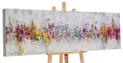 YS-Art Gemälde »Abstraktion II PS021«