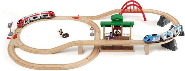 Image of BRIO - Großes BRIO Bahn Reisezug Set