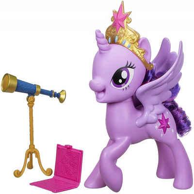 Hasbro Spielfigur »My little Pony E2585100 Geschichtenerzähler Twilight Sparkle PINK«, Sound