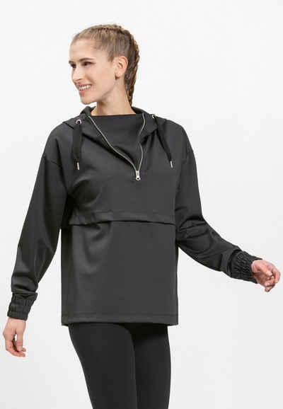 ATHLECIA Kapuzensweatshirt »Kasa« im sportlichen Look
