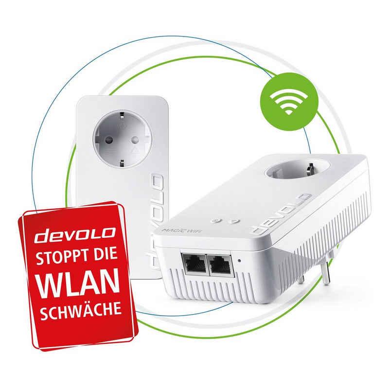 DEVOLO »Magic 2 WiFi next Starter Kit« Reichweitenverstärker