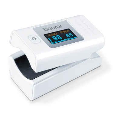 BEURER Pulsoximeter PO 35, für zu Hause und unterwegs