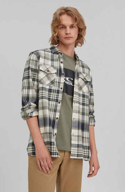 O'Neill Kurzarmhemd »Flannel Check Shirt«