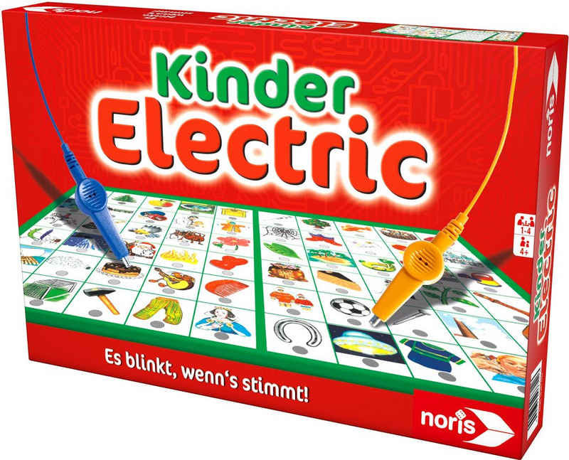 Noris Spiel, »Kinder Electric«